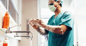 Disinfezione Mani
